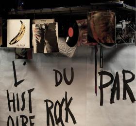 Image L'Histoire du rock par Raphaèle Bouchard Théâtre