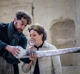 Image Histoires de fouilles Théâtre