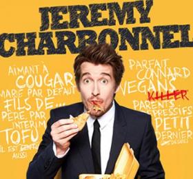 Jérémy Charbonnel - Spectacle sans gluten