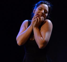 Image L'Affamée de Violette Leduc - Cie des Myosotis Théâtre