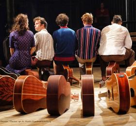 Image Les dodos - AY-ROOP [Temps Fort arts du Cirque]