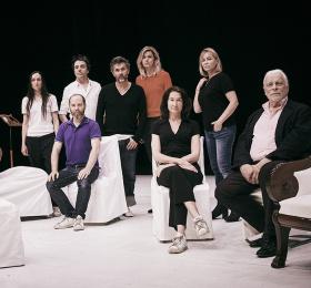Image Architecture / Pascal Rambert Théâtre