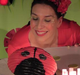 Image Punctata, le retour au jardin Marionnettes/Objets