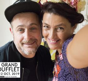 Rona Hartner & DJ Tagada