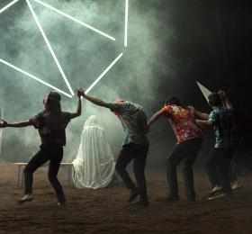 Image Une Maison / Christian Rizzo Danse