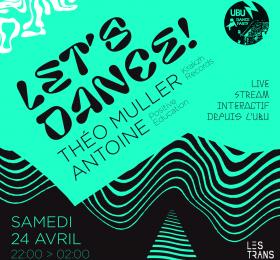 Image Let's dance Clubbing/Soirée