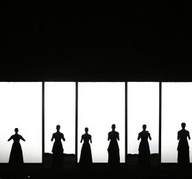 Image Winterreise / Angelin Preljocaj Danse