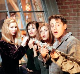 Friends 25 : Celui qui fête son anniversaire