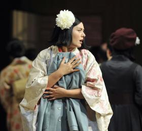 Madame Butterfly (Glyndebourne)