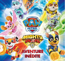 Mighty Pups, La Super Patrouille
