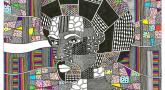 Vives couleurs et nuances de gris - Aokie