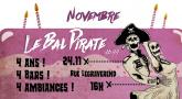 Le Bal Pirate fête ses 4 ans !