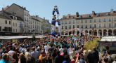 Castellers de Paris - AY-ROOP [Temps Fort arts du Cirque]